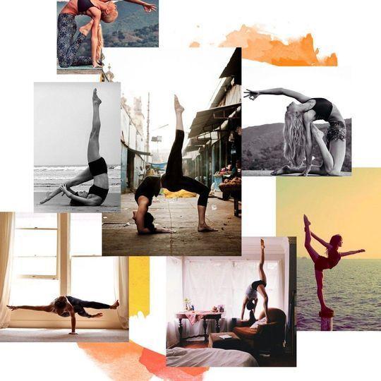 #StrikeAPose : le hashtag des plus jolis clichés de yoga