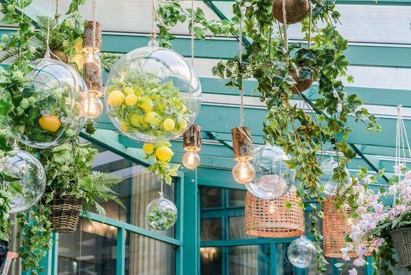 ELLEFoodSpot : le Jardin d\'hiver haut en saveurs de l\'hôtel ...