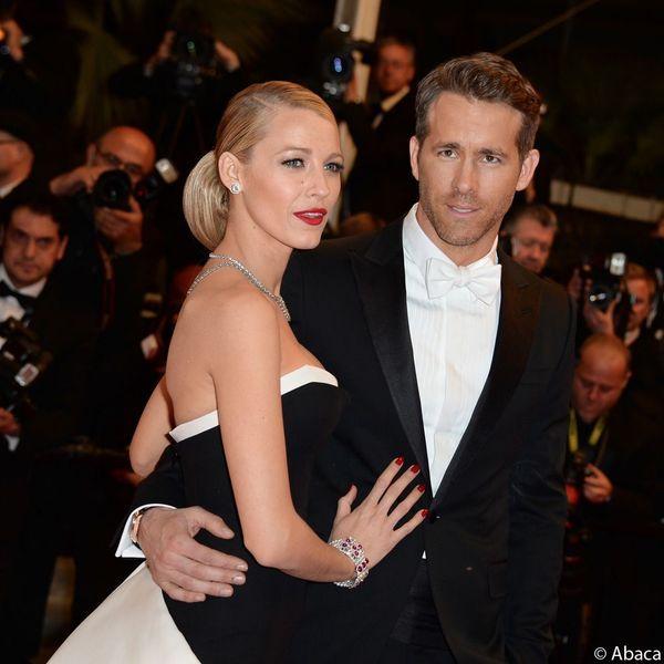 Blake Lively et Ryan Reynolds à Cannes 2014