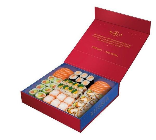 Box sushis ok