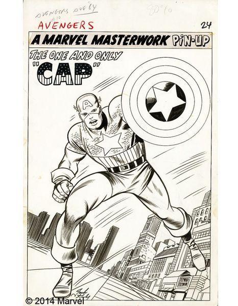 Captain-America---Avengers-#10-Cap.-Pin-Up