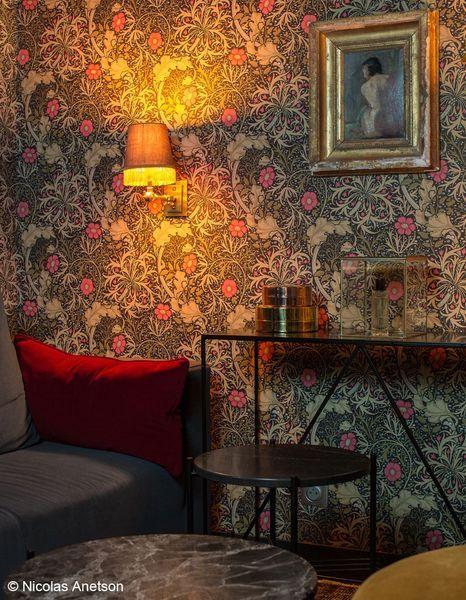 chambre esprit boudoir