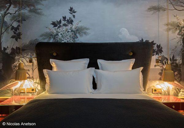 chambre hotel snob