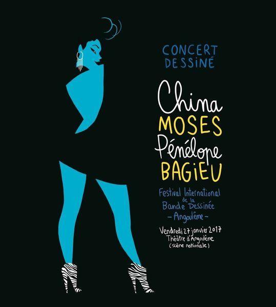 Concert dessiné