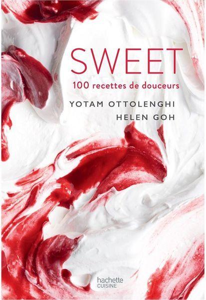 Couverture livre Sweet Yotam Ottolenghi et Helen Goh