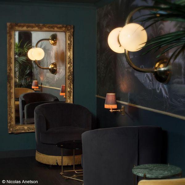 decoration boudoir hotel snob