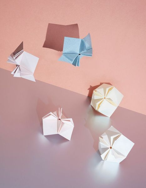 decoration en papier a+a cooren