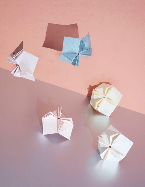 decoration en papier a+a cooren