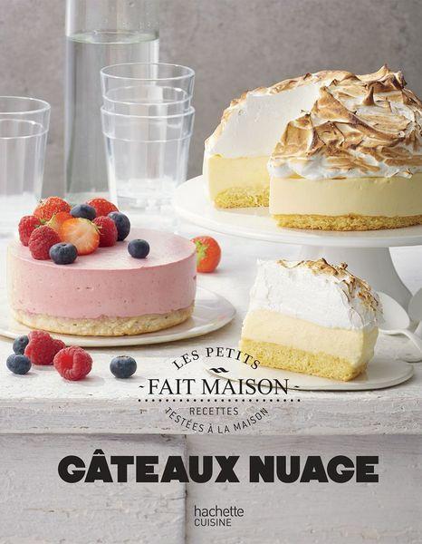 Gâteaux nuage livre Déborah Landini Hachette Cuisine