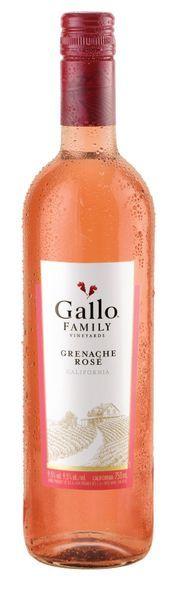 Grenache Rose_Gallo Family Vineyards