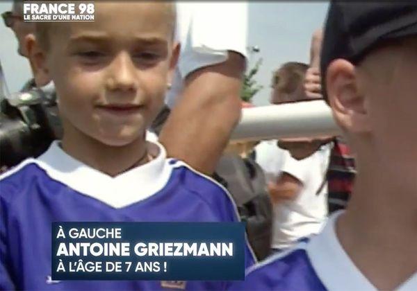 GRIEZMANN-ENFANT