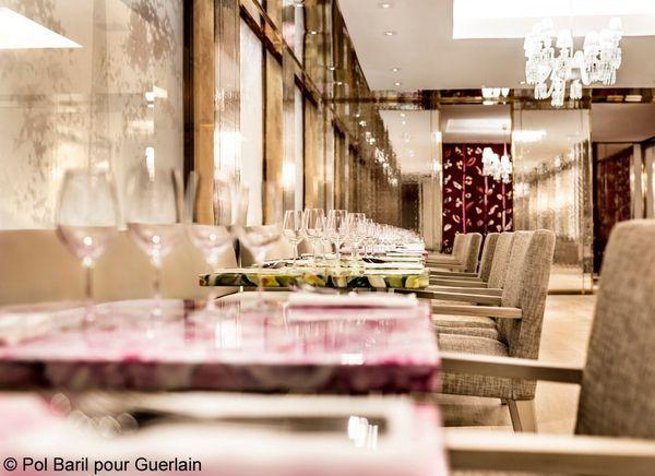 Illustr The Restaurant_Pol Baril pour Guerlain