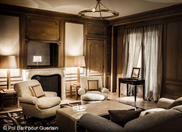 Illustr The VIP Salon_Pol Baril pour Guerlain