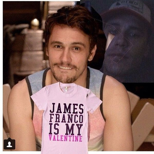 Instagram James Franco