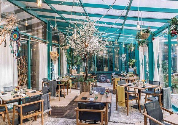 Jardin d'Hiver - Hôtel The Westin Paris Vendôme