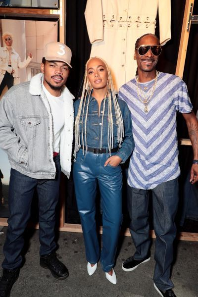Levi's® Trucker 50th Anniversary, Chance the Rapper, Solange Knowles, Snoop Dogg