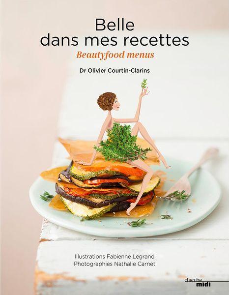 Livre Belle dans mes recettes