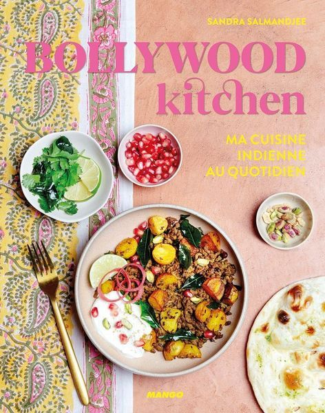 Livre Bollywood kitchen