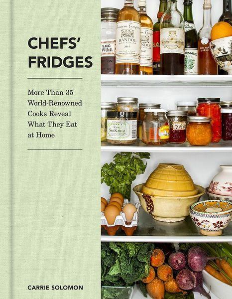 Livre Chefs' Fridges