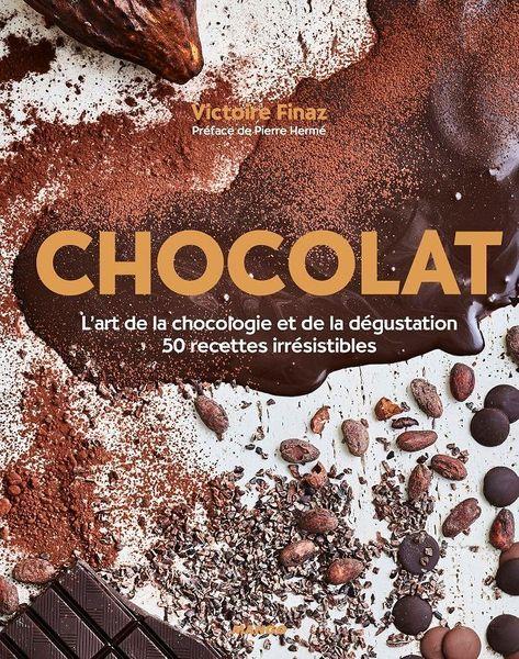 Livre Chocolat Victoire Finaz