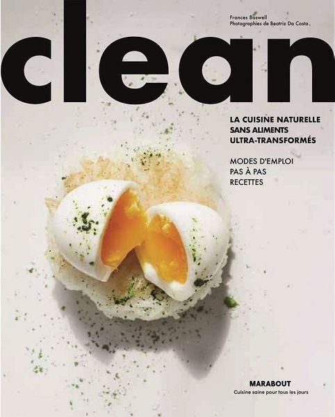Livre Clean Marabout