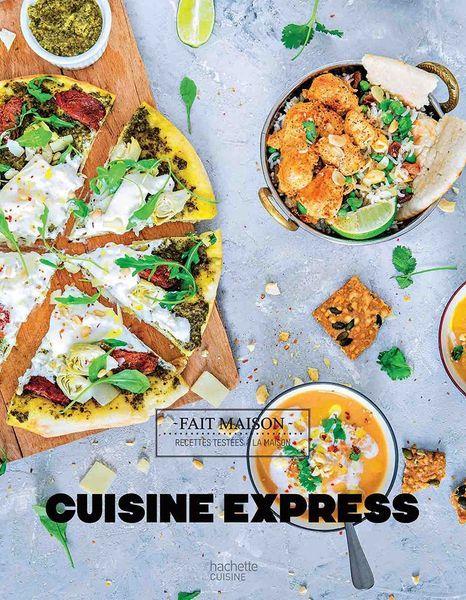 Livre cuisine express