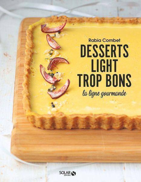 Livre Desserts light trop bons