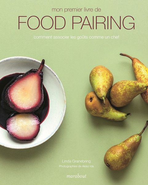 Livre Food Pairing Linda Granebring