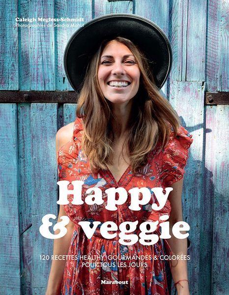 Livre Happy & veggie