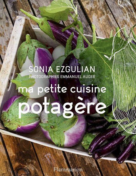 Livre Ma cuisine potagère
