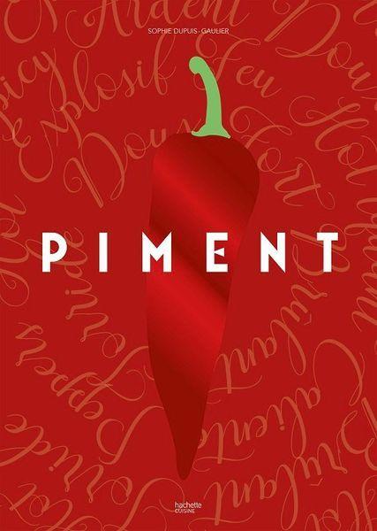 Livre Piment Hachette Cuisine
