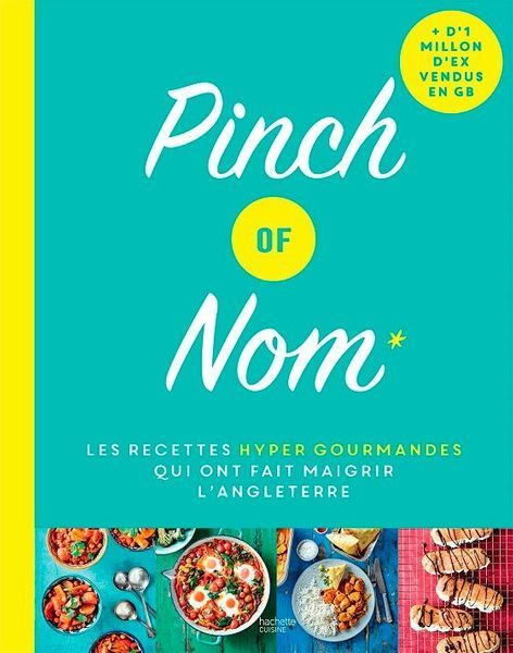 Livre Pinch of nom