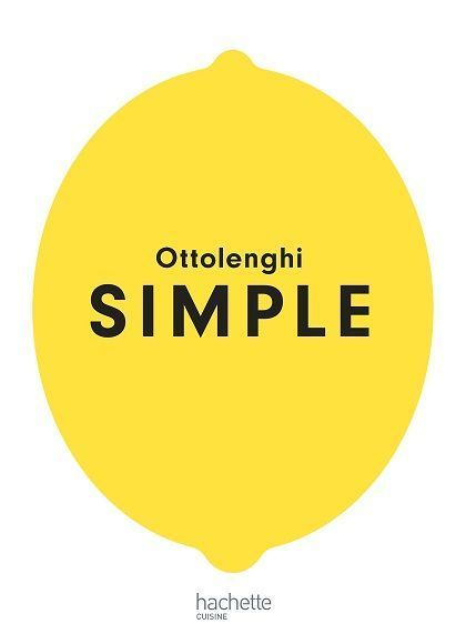 Livre Simple Yotam Ottolenghi