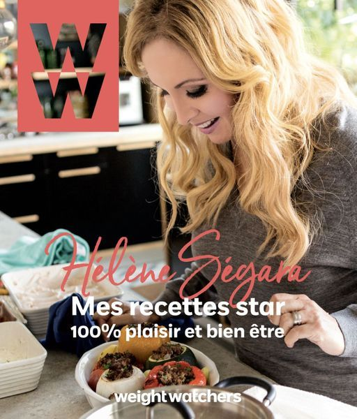 Livre Weight Watchers Hélène Ségara