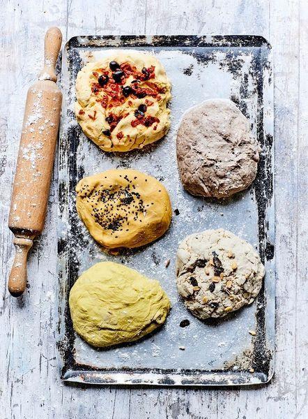 Pâton pains plats - Jean-Claude Amiel 2