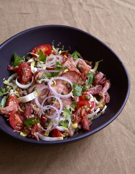 Petit-sale-croustillant-en-salade