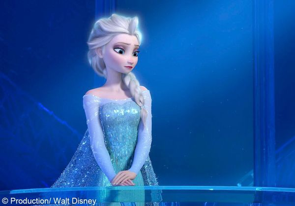 Princesses_reine des neiges