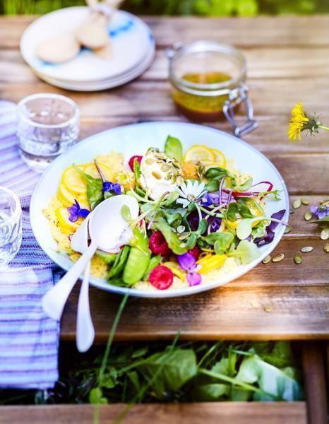 Salade-du-Sud-aux-courgettes-jaunes