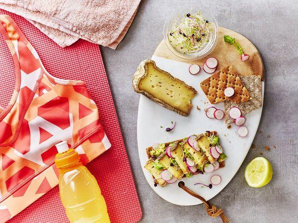 Snack croquant radis et Tomme de Savoie_2_-®S'cuiz in