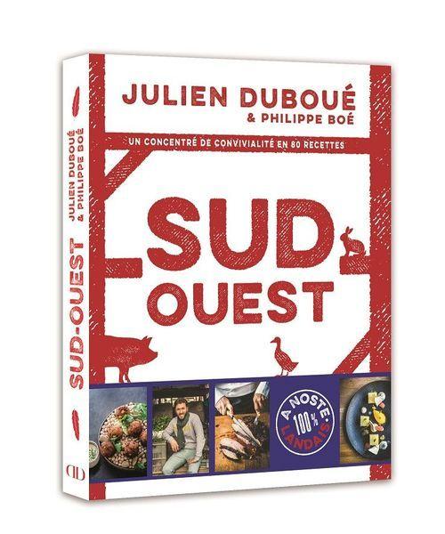 Sud-Ouest couverture-Alain Ducasse Edition