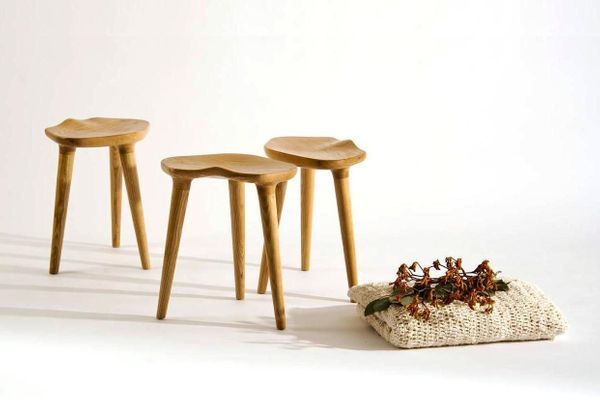 Tam Stools by Caterina Moretti for PECA (2013)
