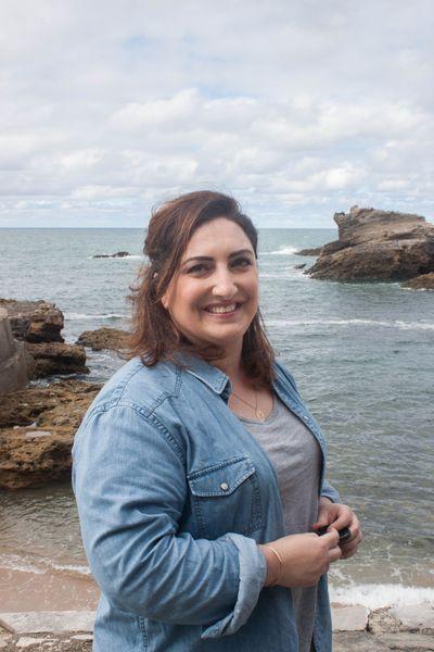 Virginie Grimaldi DR