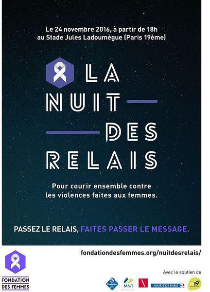 Affiche La Nuit des Relais
