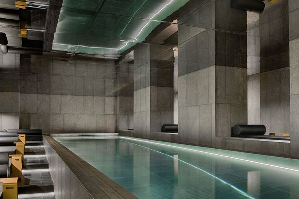 Hotel W Amsterdam-AWAY Spa - Piscine