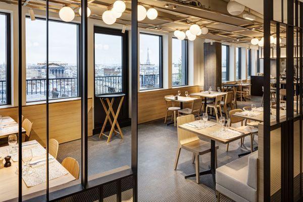PRINTEMPS DU GOUT-8+¿me +®tage - espaces restauration MANUELBOUGOT