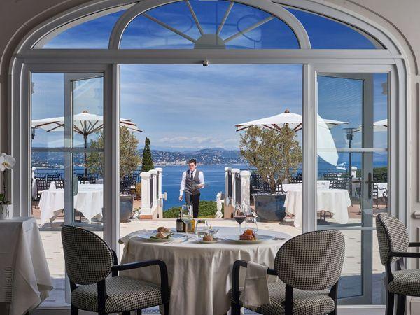 Restaurant Le Belrose_Villa Belrose_2