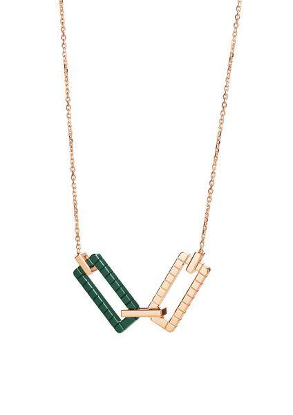 RIHANNA ÔÖÑ CHOPARD Joaillerie collection necklace