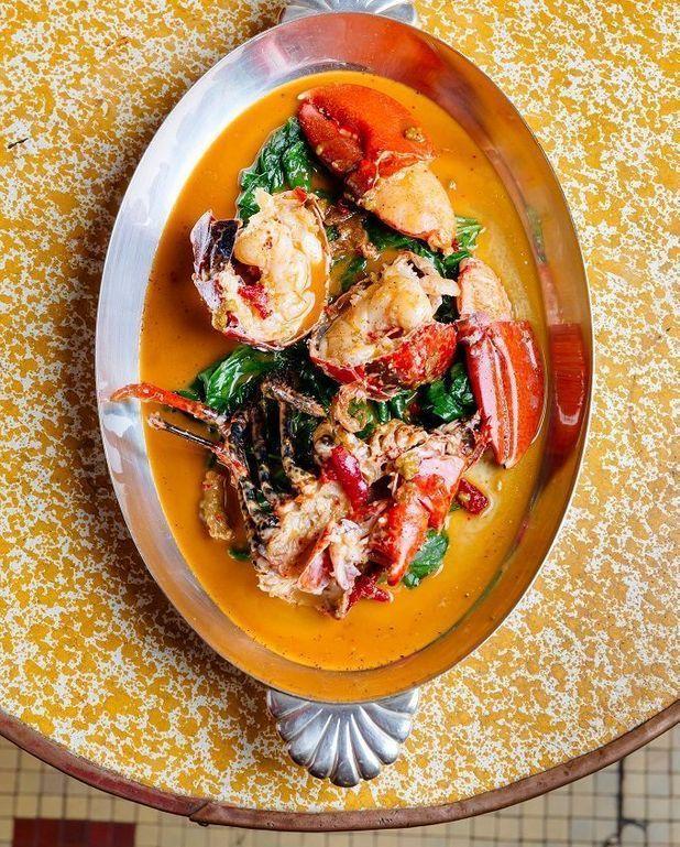 cuisson de homard vivant