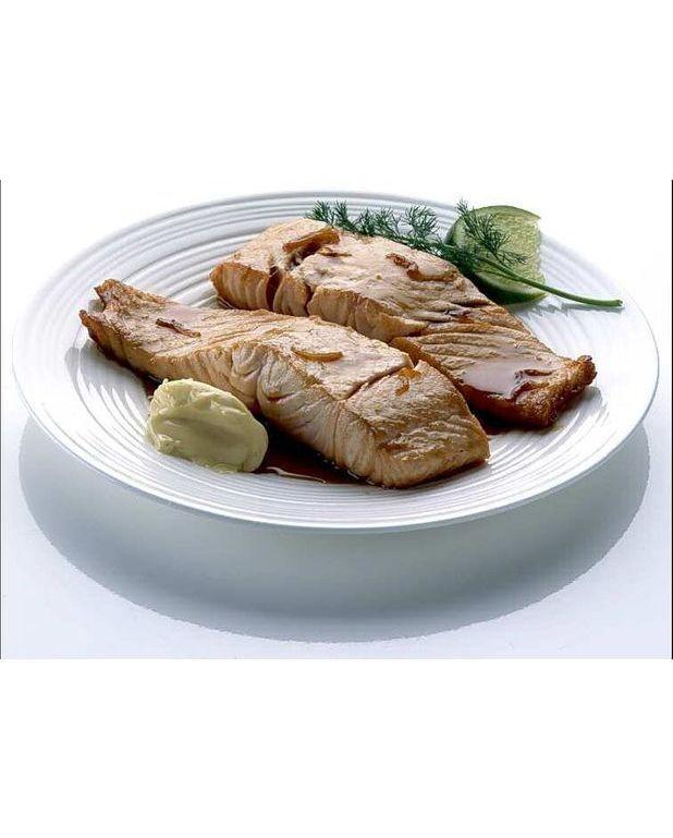 saumon saveurs d 39 ailleurs pour 6 personnes recettes elle table. Black Bedroom Furniture Sets. Home Design Ideas