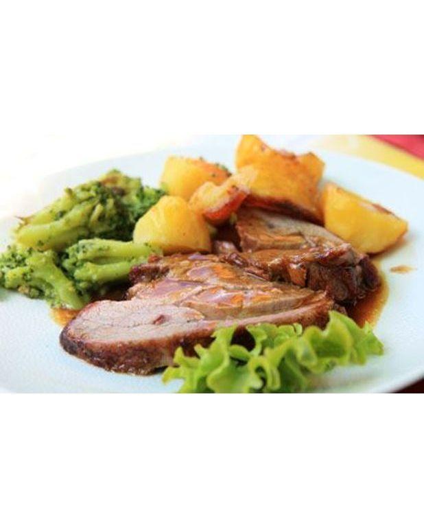 Gigot d 39 agneau aux pommes de terre pour 6 personnes - Cuisine gigot d agneau ...